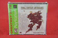 Final Fantasy Anthology (Factory Sealed) | Sony PlayStation 1 - NTSC-US