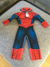 Costume Spiderman 1-2 anni