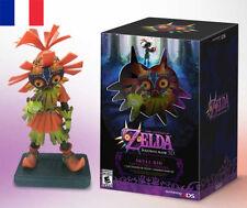 NOUVEAU FRANCE ! | Figurine Nintendo The Legend of ZELDA Skull Masque de Majora