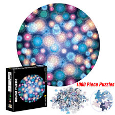 1000 PCS Fireworks Jigsaw Puzzles  For Adults Kids Learning EducationToy Gift