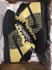 Nike Dunk High Premium Houndstooth Doom De La Mag Supreme Unkle Huf
