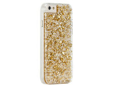Case-Mate Karat Glamour Case Protective Cover Apple iPhone 6 Gold CM031453