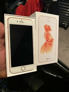 Apple iPhone 6s - 64GB - Rose Gold (Verizon) A1688 (CDMA + GSM)