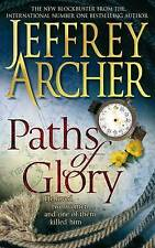 Paths of Glory by Jeffrey Archer (Paperback, 2009)-9780330511667-G041
