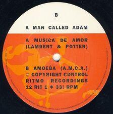 """A Man Called Adam – Musica De Amor [12"""" uk 1989]"""