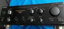 SONY TA-F530ES Vollverstärker 2x160 Watt Sinus 4Ohm, schwarz -- Phono
