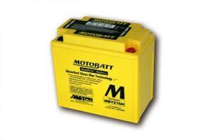 MOTOBATT Batterie MBYZ16H