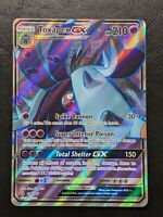 Toxapex GX 136/145 Full Art Card (Pokemon Guardians Rising) - MINT