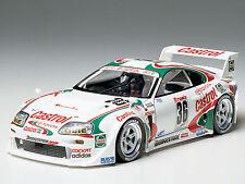 Tamiya 1/24 Castrol Toyota Tom's Supra GT model kit # 24163