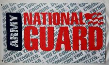 Army National Guard Emblem Flag 3' x 5' Indoor Outdoor Offically Licensed Banner