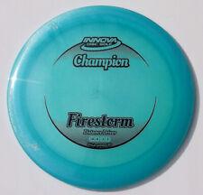 Innova Firestorm 175.75 Grams [14-Speed] Pearly Light Blue w/Black Hot-Stamp