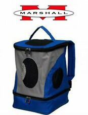 """Marshall Pack-N-Go Pet Carrier  (10""""x9""""x13"""") Small  Animals Dog Cat Ferret"""