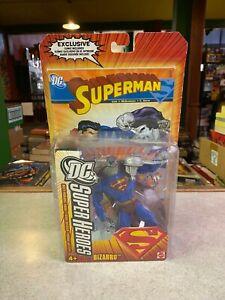 Mattel DC S3 Select Sculpt Series Super Heroes Action Figure NIP - BIZZARO