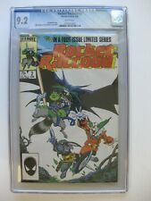 ROCKET RACCOON #2 / CGC 9.2 NM- {Marvel Comics, '85}