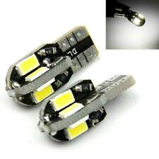 4Pcs T10 LED Bulb Car Bulbs Led Canbus 8 Smd Xenon White W5w 501 Side Bulb Fast