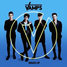 THE VAMPS - WAKE UP  CD NEW+