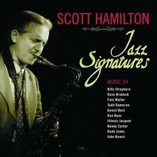 Scott Hamilton - Jazz Signatures [New CD]