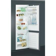 Indesit B18A1D / I Réfrigérateur Combiné Encastré La + 275L Bas Frost