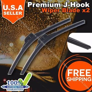 Windshield Wiper Blades for 2000-2006 Lincoln LS