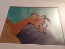 Lion King Production Background auctioned at Sotheby's Lot Simba & Timon