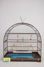 Cages For Other Wooden Birds Canary As Curios Bicudo Canarios Cage