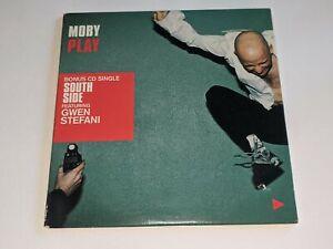 "Moby ""South Side"" featuring Gwen Stefani CD Single 2000 1-Track DJ Single Play"