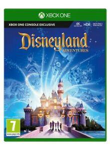 Disneyland Adventures XBOX ONE VERY GOOD FREE POST + TRACKING (RARE)