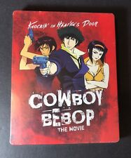 Cowboy Bebop The Movie [ Limited STEEBLOOK Edition ] (Blu-ray Disc) NEW