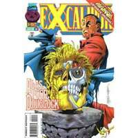 Excalibur (1988 series) #99 in Near Mint condition. Marvel comics [*fl]