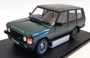 Cult Models 1/18 Scale CML017-2 - 1990 Range Rover Classic Vogue - Met Green