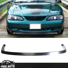Fit 94-98  Ford Mustang Chin PU Front Bumper Lip V6 V8