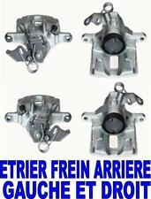 ETRIER DE FREIN AR DROIT et GAUCHE OPEL VIVARO Camionnet 2.5 CDTI 114CH
