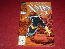 [CÓMICS BD MARVEL ESTADOS UNIDOS] CLASSIC X-MEN # 44 - 1990