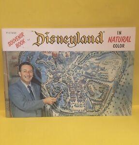Disneyland Souvenir Book 2005 50th Anniversary Reprint from 1955