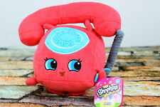 """Shopkins Chatter Plush 5.5"""" Tall Just Play 2016"""