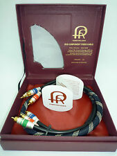 Power Pro Audio Component Video Cable 1 meter