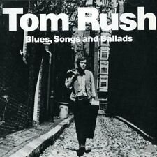 Rush,Tom - Blues Songs & Ballads (1990, CD NEUF)