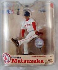Daisuke Matsuzaka Dice-K Boston Red Sox McFarlane action figure Debut new MLB