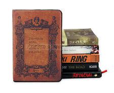 Para iPad Mini 1 2 3 Retro Libro Clásico Diseño Vintage Antiguo Raro caso cubierta