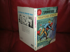 L'EPERVIER BLEU - TERRITOIRES INTERDITS - ALBUM INTEGRALE DES TOMES 6 A 8 EO1986