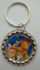 MUPPETS MOST WANTED  Bottle Cap Keyring