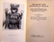 Ancient Magic Mysteries Mexico Aztec Myan Maya Tribes Occult Symbols Secrets UFO