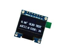 """White 3-5V 0.96"""" SPI Serial 128X64 OLED LCD LED Display Module for Arduino K9"""