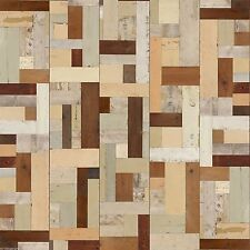 1 ROLL OF NLXL SCRAPWOOD WALLPAPER BY PIET HEIN EEK PHE-06