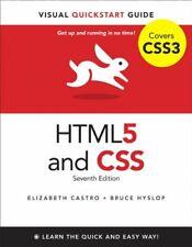 HTML5   CSS3 Visual QuickStart Guide  7th Edition