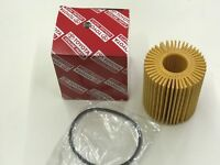 FOR TOYOTA AVENSIS GENUINE 2.0 2.2 D4D DIESEL OIL FILTER 2009 ONWARDS