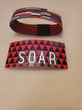 NEW collectible Zox Reversible Wristband Strap SOAR
