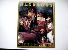 The Jacksons Victory Tour Concert Program - 1984 JACKSON 5 MICHAEL