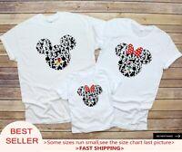 Disney Matching Shirts,Mickey Silhouette Shirt,Disney Cruise Shirts,Family Disne