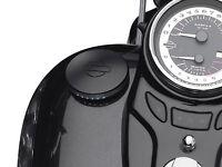 "Original Harley-Davidson H-D ""LED-TANKANZEIGE"" Black Diamond *75358-10A*"